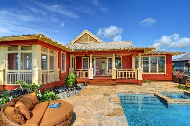 Hawaiian plantation style homes joy studio design for Luxury cottage homes