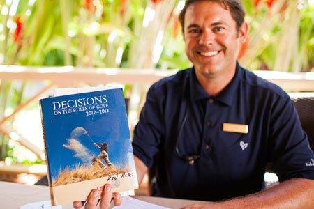 The rules of Golf Kauai