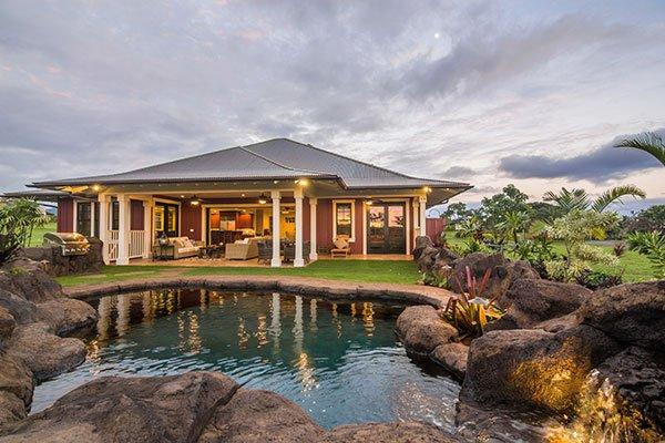luxury homes for sale in hawaii – Kaulu Custom Home #66