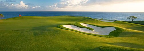 luxury golf community