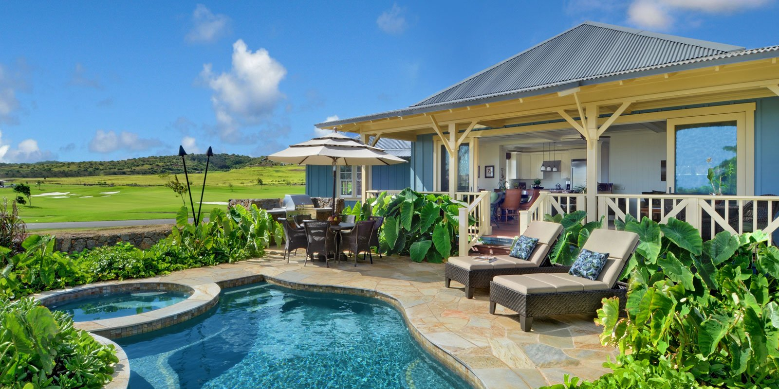 Kauai real estate homes property kukui 39 ula for Luxury homes in hawaii for sale