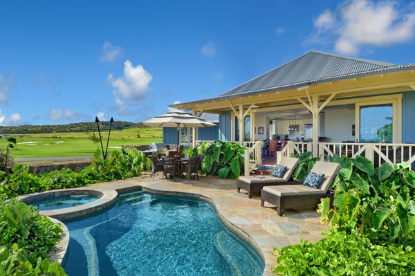 luxury homes for sale in hawaii – Baby Beach Cottage 34
