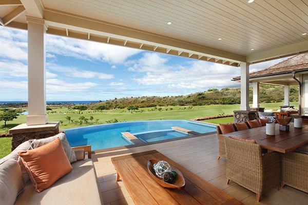 luxury homes for sale in hawaii – Mauka Custom Home #22