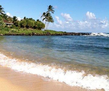 Baby Beach Poipu Kauai