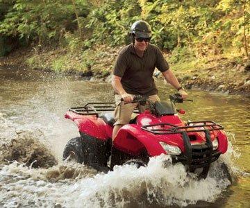 ATV Riding Kauai