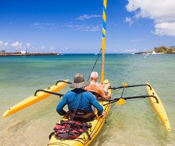 Kauai Adventure- kayaking