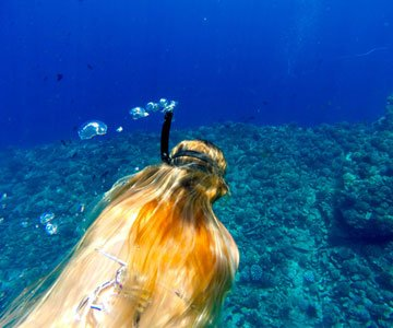 Snorkeling Kauai