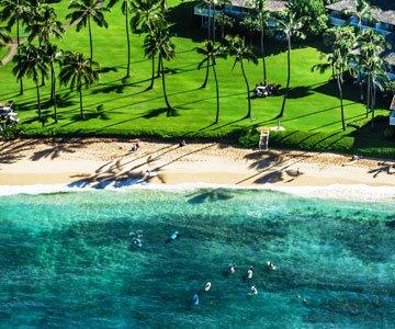 Kiahuna Beach Poipu Kauai