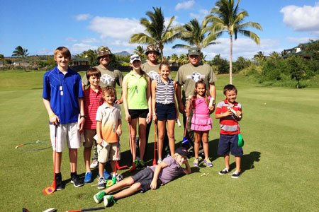 Junior Golf bootcamp