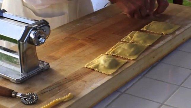 Kukui'ula Video: Ravioli, island-style