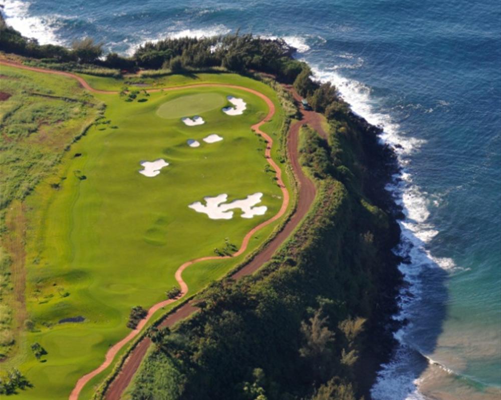 Kukui'ula Video: Sunset golf at Kukui'ula