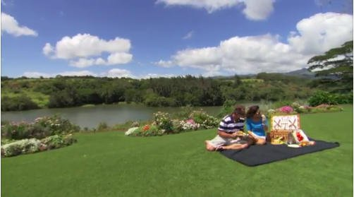 Kukui'ula Video: Picnic at the lake at Kukui'ula