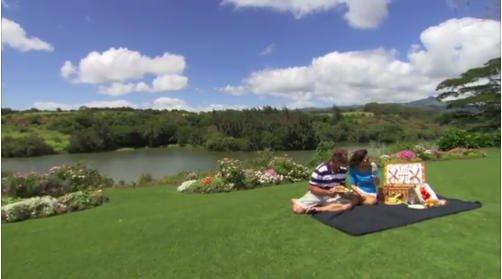Kukui'ula Video: Picnic at the lake at Kukui'ula