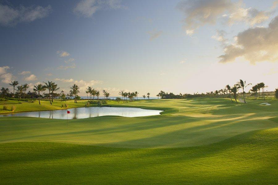 Kukuiula Golf Hole 18