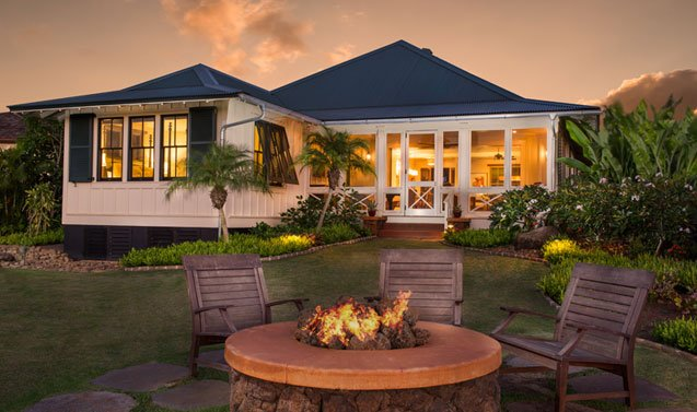 kauai plantation cottages homes