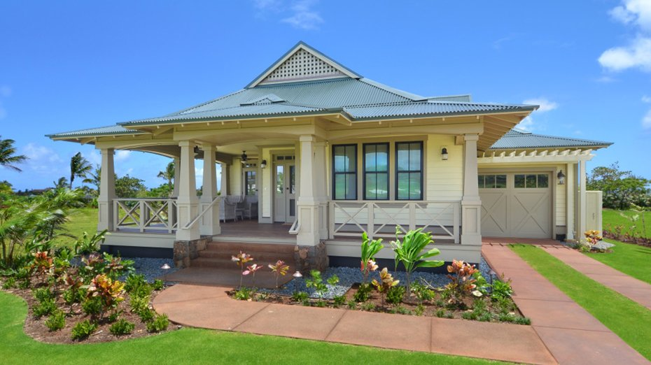 Plantation Style Architecture Kukuiula on hawaiian plantation style house plans