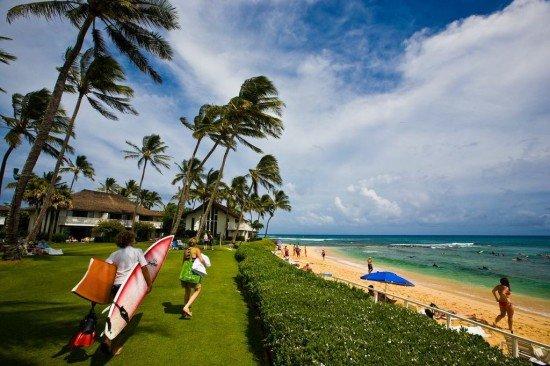 Poipu Beach Kauai, Kiahuna Beach