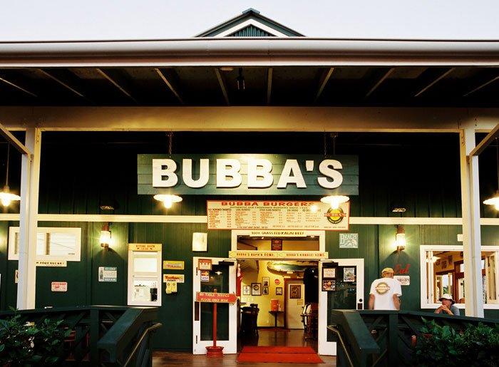 Bubba's Burgers Kukui'ula Village, Poipu