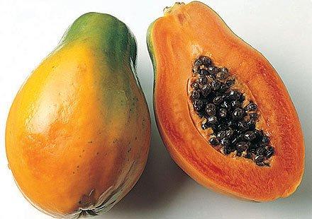 kukui'ula kauai papaya