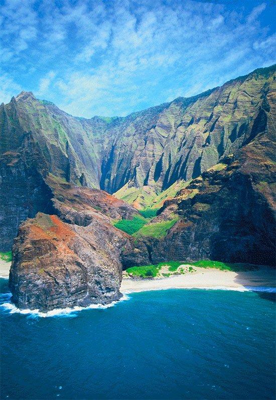 napali coast, kauai, kukuiula