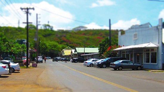hanapepe town kauai kukuiula