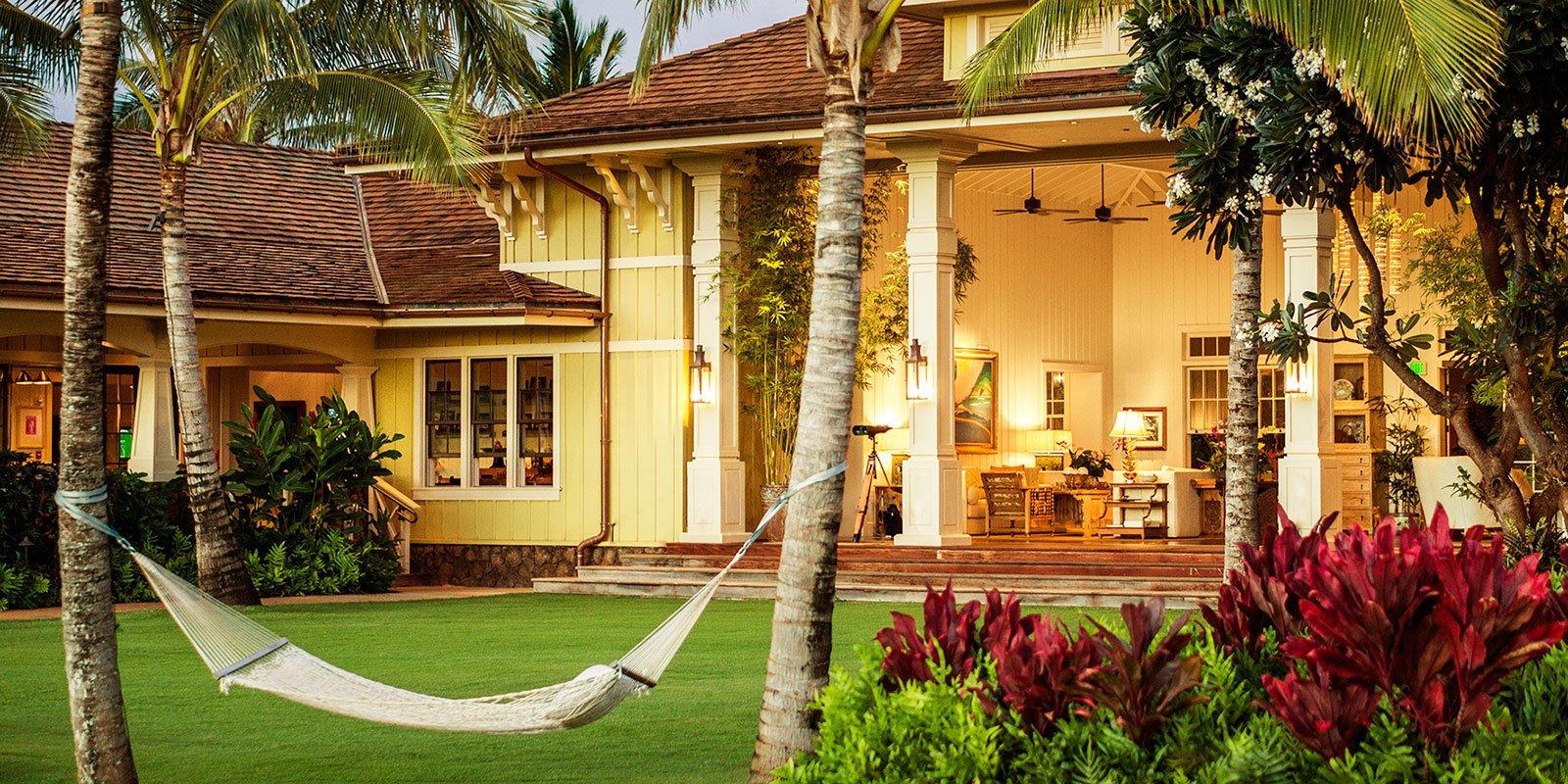 The Plantation House Club House