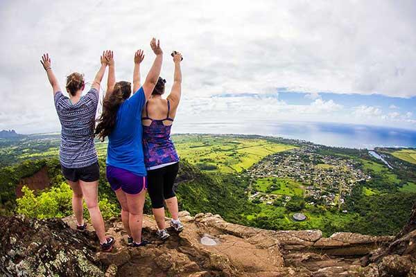 Sleeping Giant Trail, Kauai