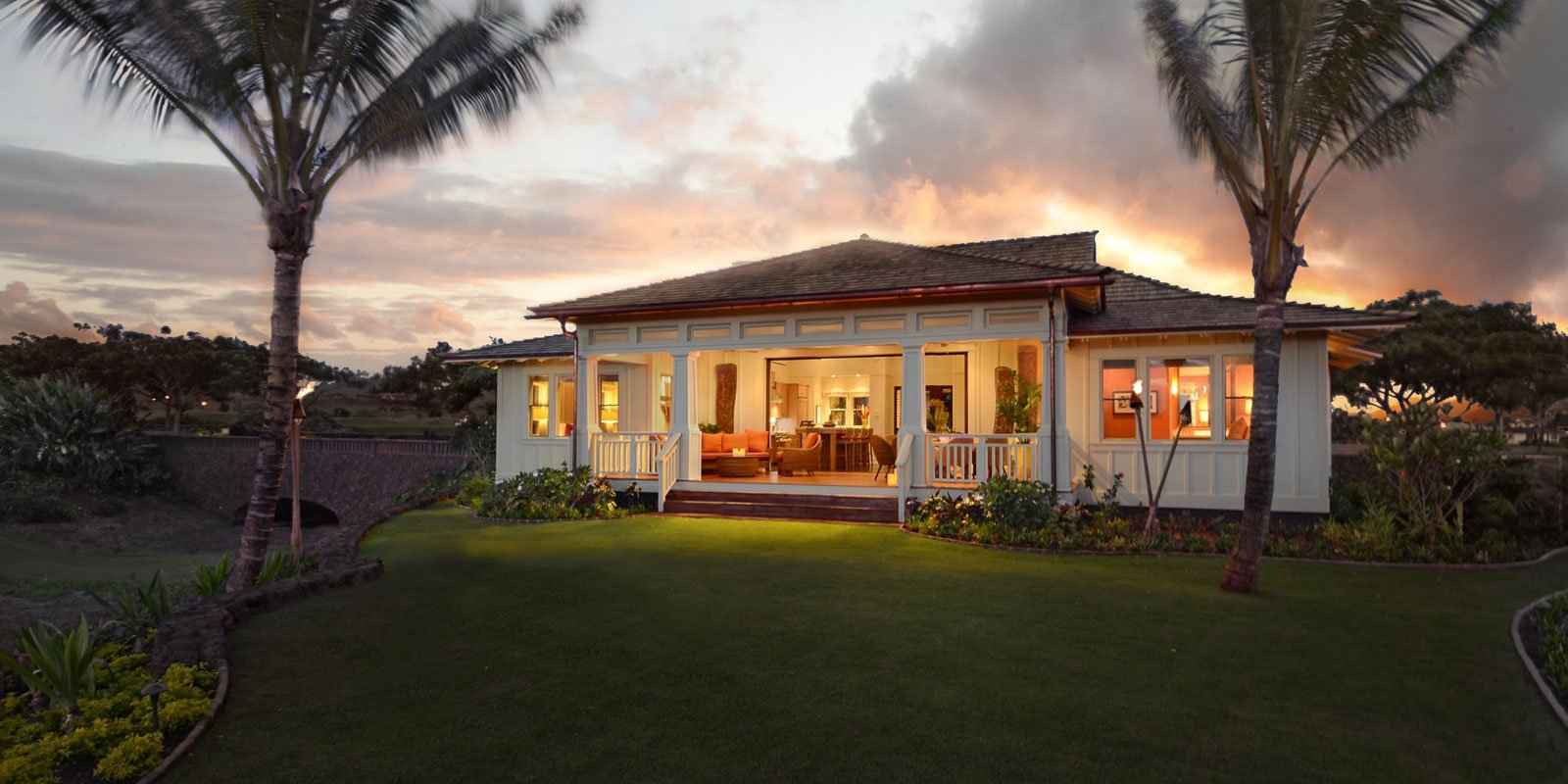 Club Bungalows - Kauai real estate