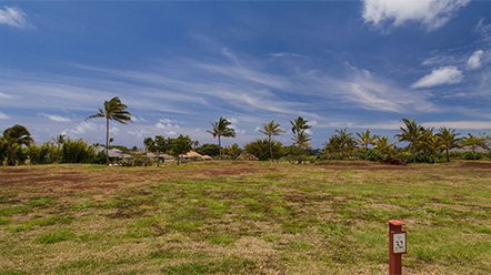 Makai Lot #32 Homesite for Sale