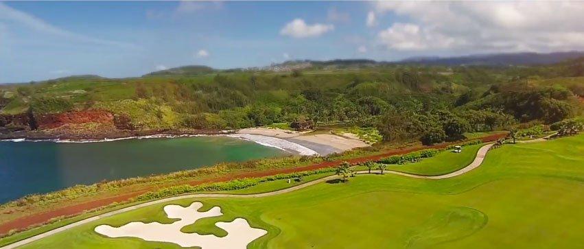 Kukui'ula Video: Aerials of Kukuiula