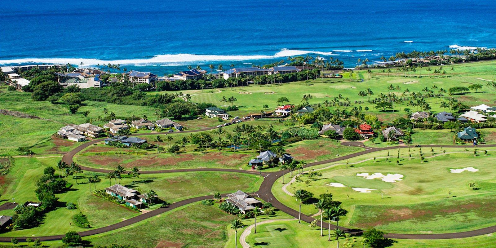 Kauai real estate lots