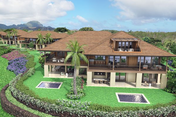 luxury homes for sale in hawaii – Kainani Villas