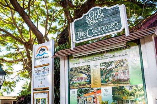 Old Koloa Town History Center, Koloa, Kauai