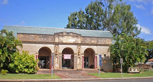 Kauai Museum, Lihue, Kauai