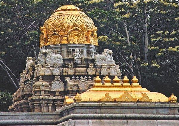 Hindu-Tower