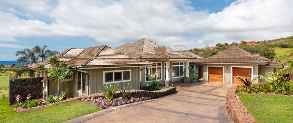 Custom home #22 Kauai real estate