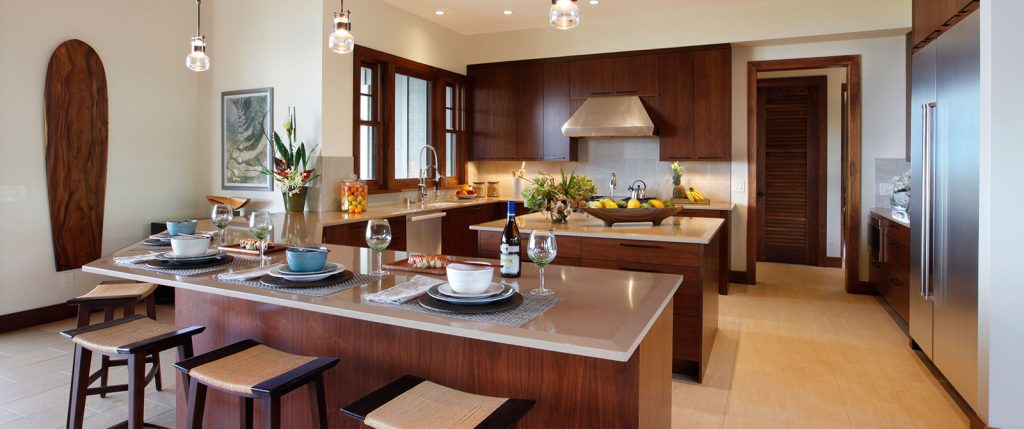 Custom Home #22 Gourmet Kitchen