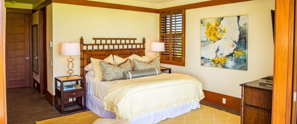 Club Villa Master bedroom
