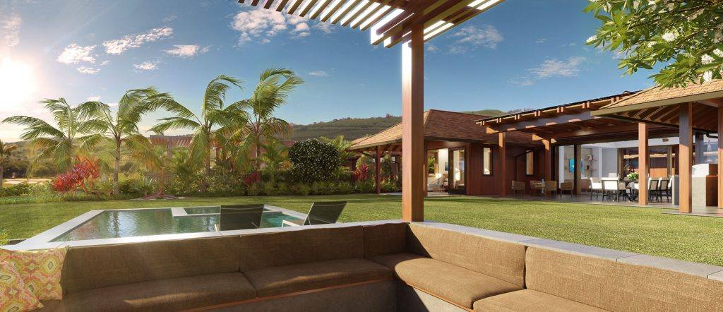 Kainani 18 Custom Home - Kukuiula Real Estate