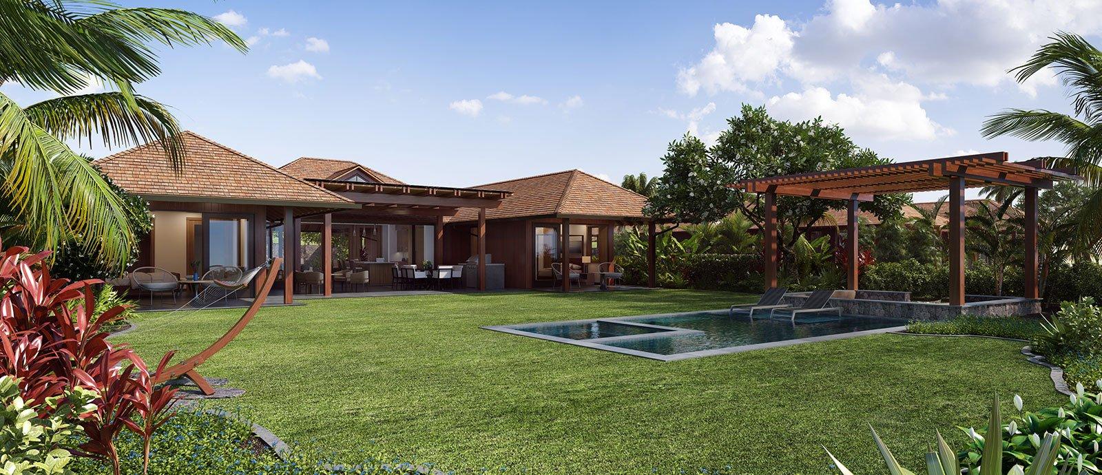Kainani 18 Custom Home - Kukuiula Real Estate Kauai