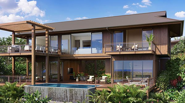 Kukui'ula Video: Olson Kundig Custom Home #40